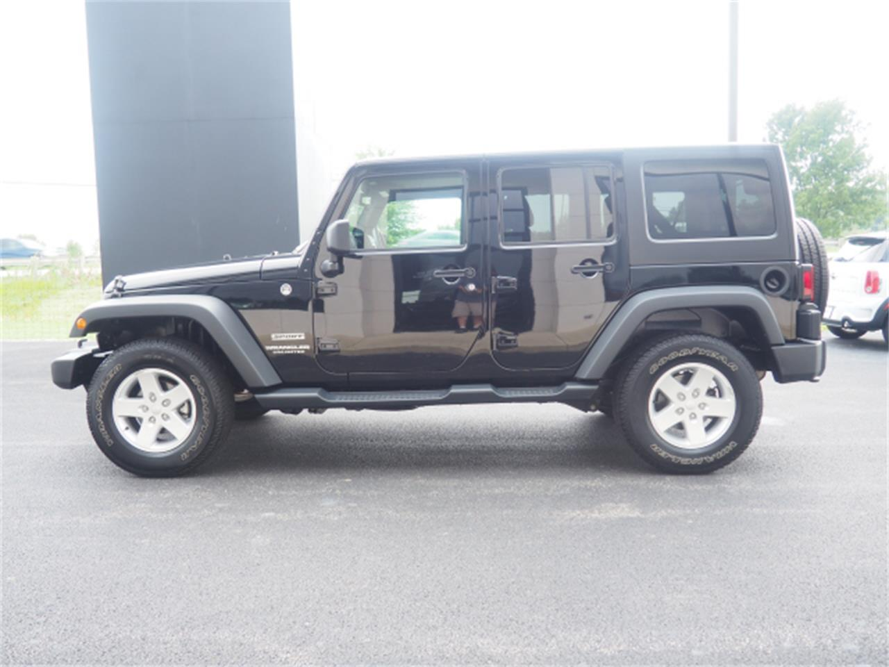 Large Picture of 2015 Jeep Wrangler located in Ohio - PPKT
