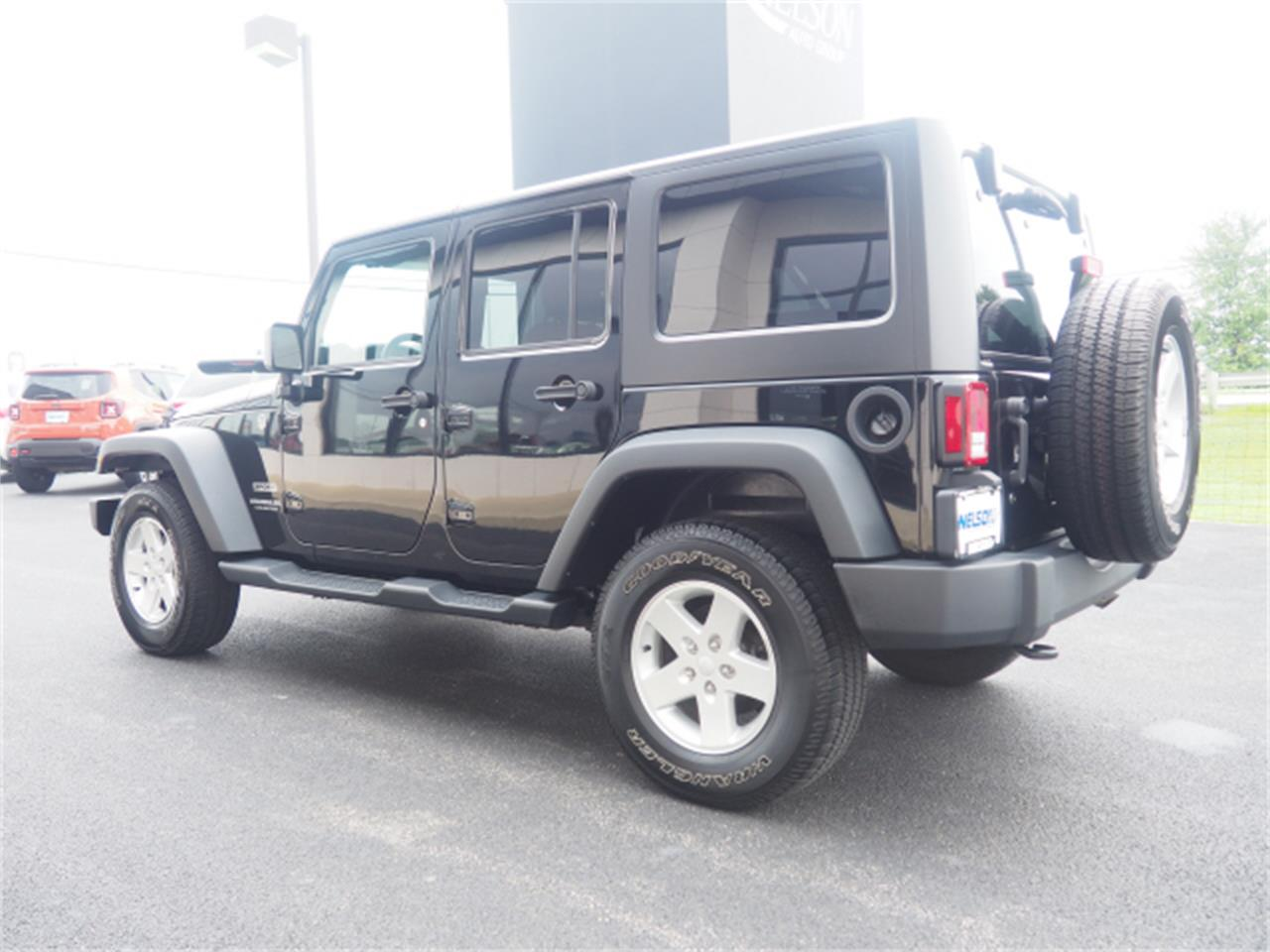 Large Picture of '15 Wrangler - $27,999.00 Offered by Nelson Automotive, Ltd. - PPKT