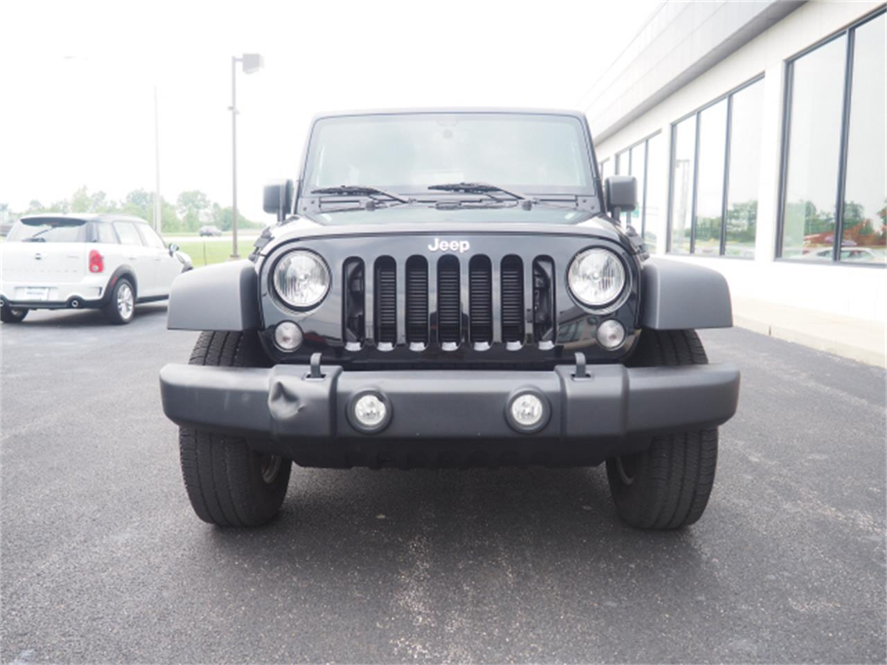 Large Picture of '15 Wrangler located in Marysville Ohio - $27,999.00 - PPKT