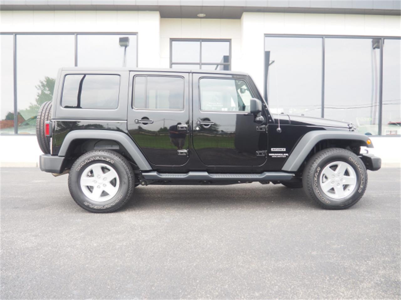 Large Picture of 2015 Wrangler - $27,999.00 Offered by Nelson Automotive, Ltd. - PPKT