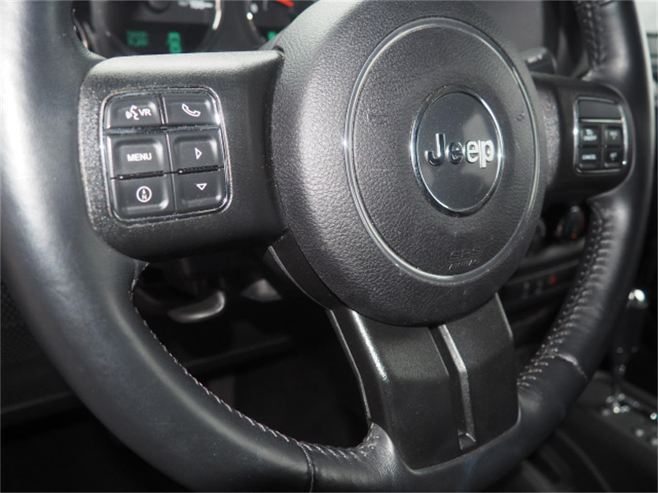Large Picture of 2015 Jeep Wrangler - PPKT