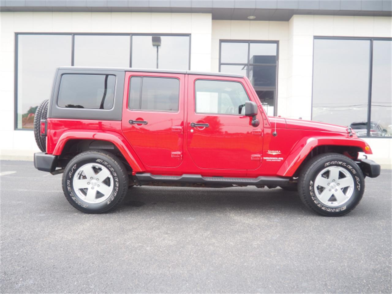 Large Picture of '12 Jeep Wrangler located in Ohio Offered by Nelson Automotive, Ltd. - PPKU
