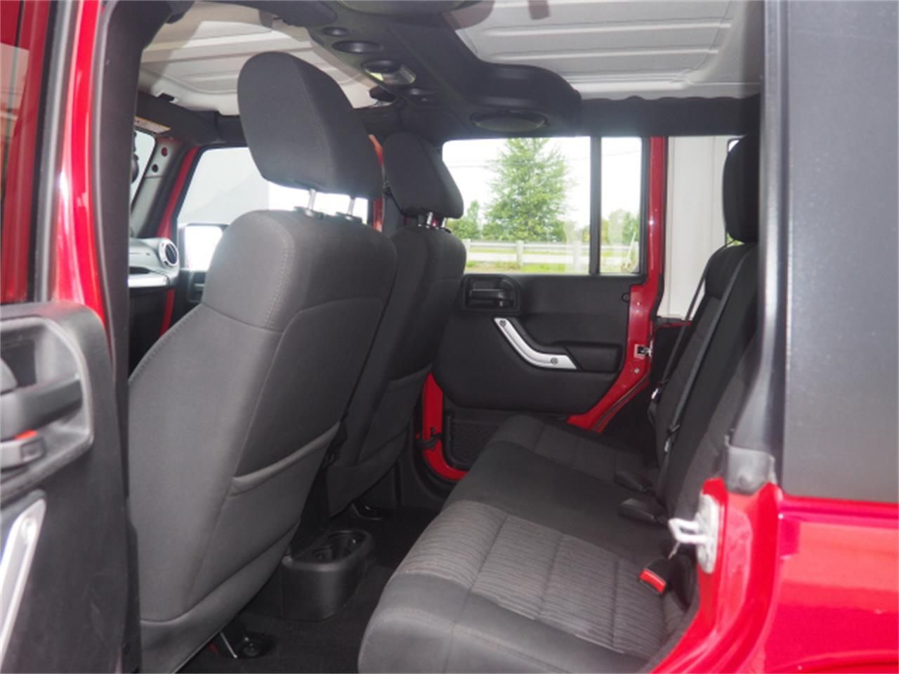 Large Picture of '12 Jeep Wrangler - $23,999.00 Offered by Nelson Automotive, Ltd. - PPKU