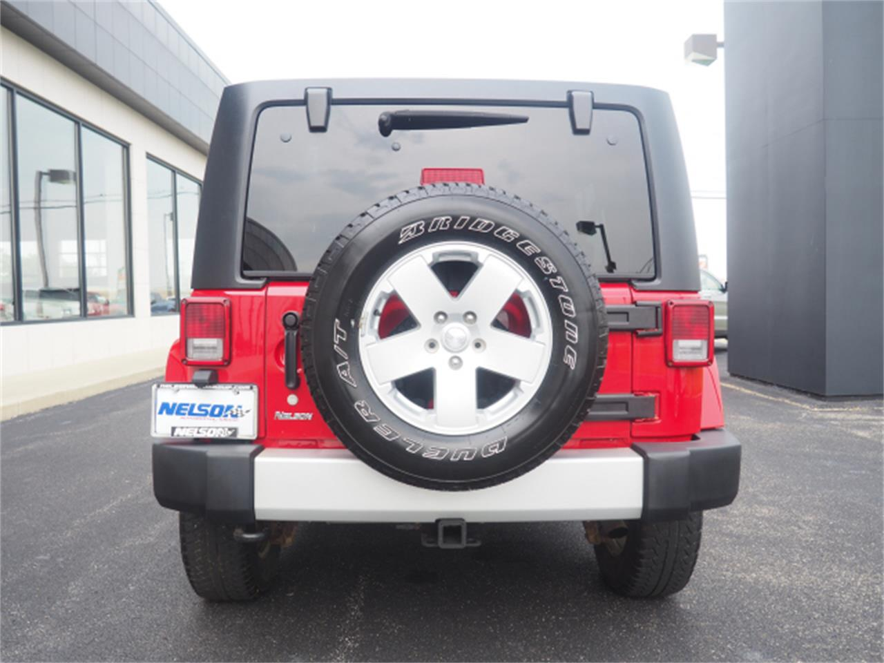 Large Picture of '12 Jeep Wrangler - PPKU