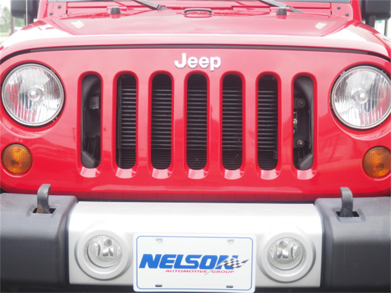 Large Picture of 2012 Jeep Wrangler - PPKU