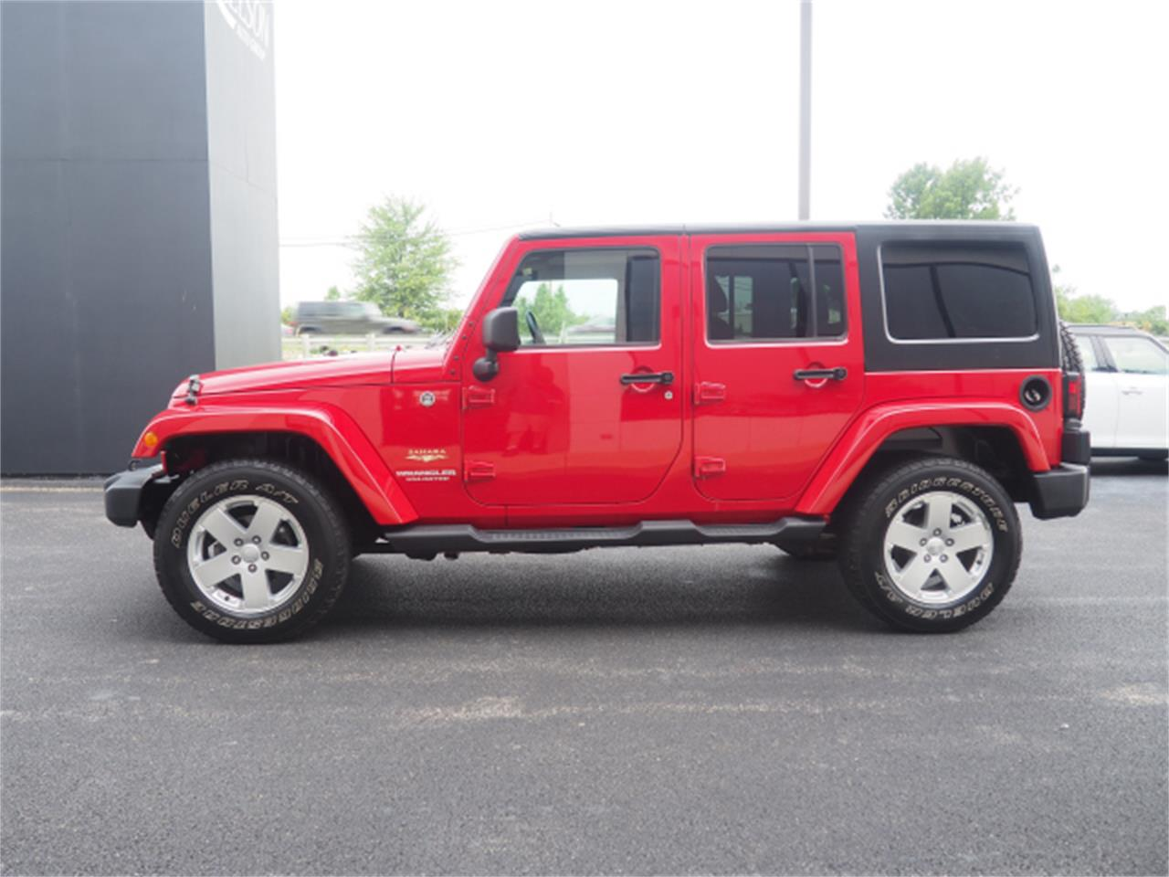 Large Picture of 2012 Wrangler - $23,999.00 - PPKU