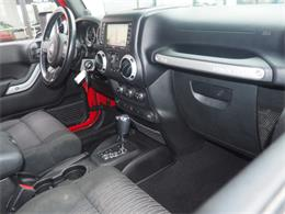 Picture of '12 Jeep Wrangler located in Marysville Ohio Offered by Nelson Automotive, Ltd. - PPKU