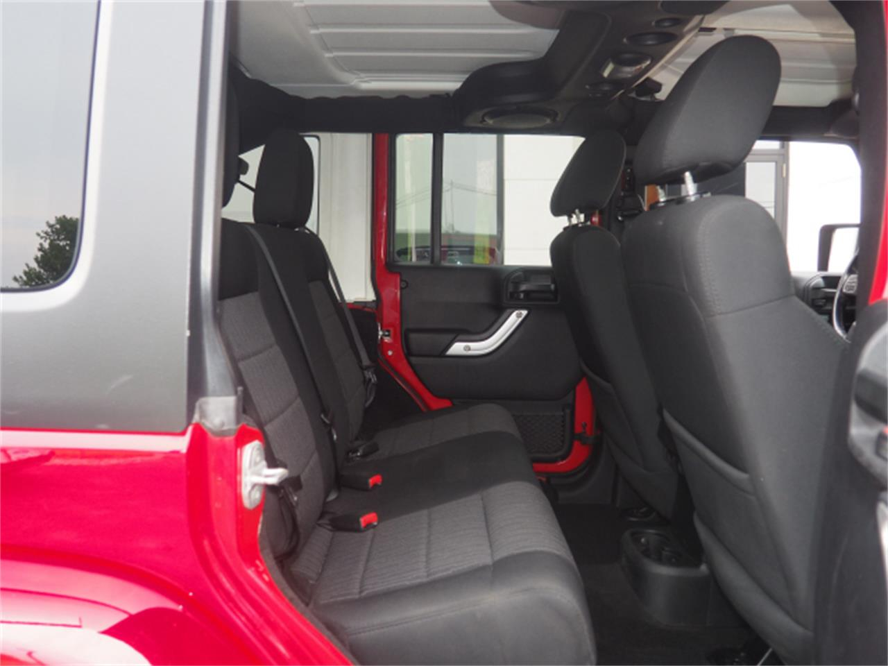 Large Picture of 2012 Wrangler located in Marysville Ohio - PPKU