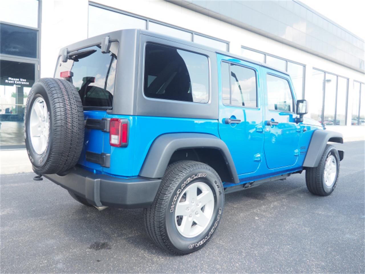 Large Picture of 2015 Jeep Wrangler located in Ohio Offered by Nelson Automotive, Ltd. - PPKW