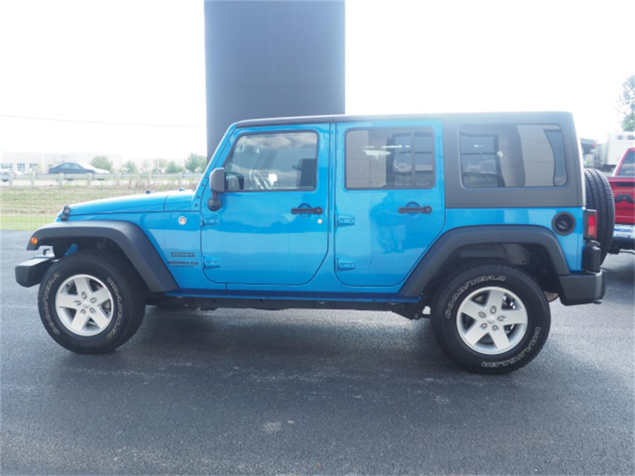 Large Picture of 2015 Wrangler located in Ohio - PPKW