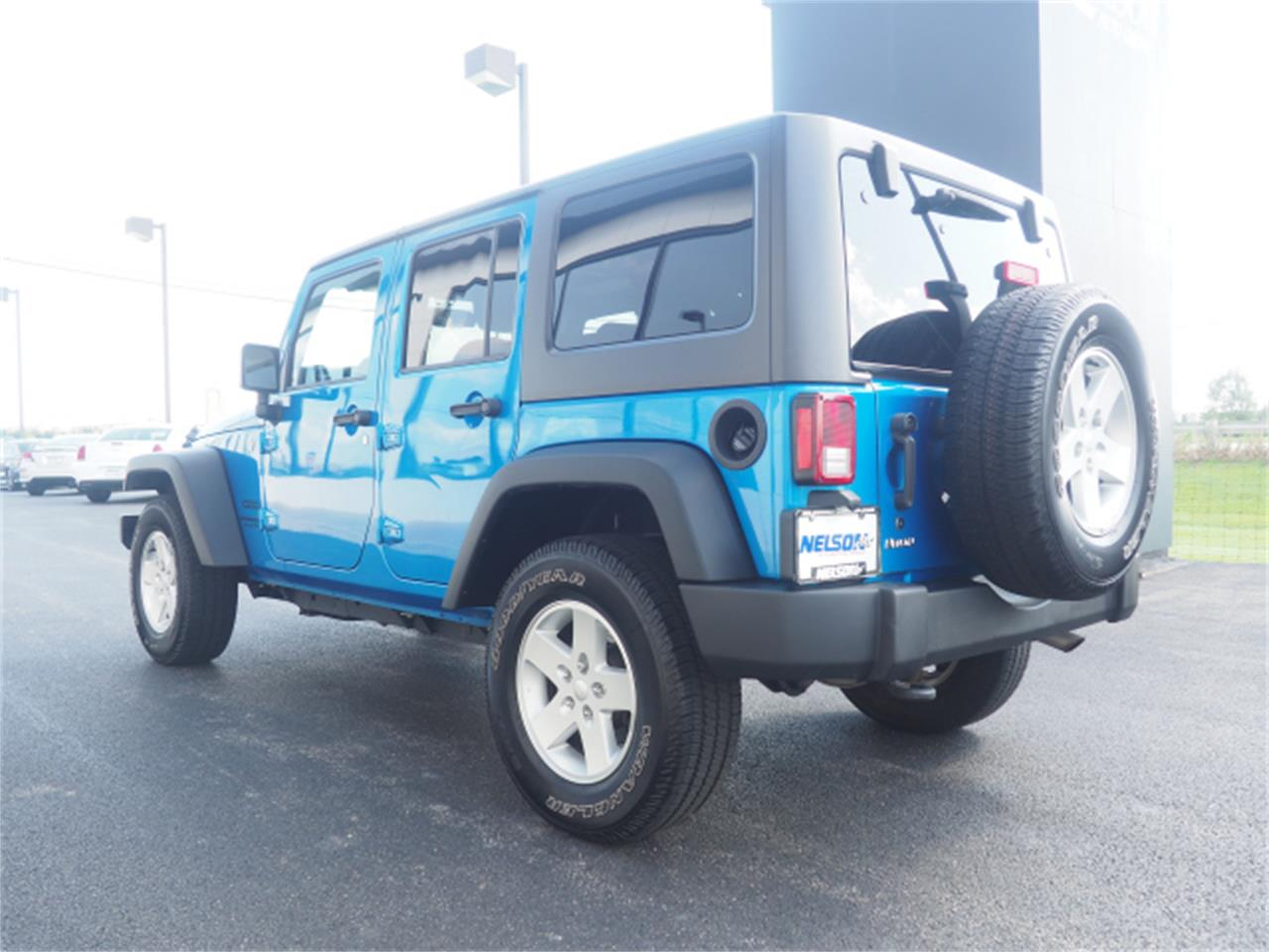 Large Picture of '15 Jeep Wrangler located in Ohio Offered by Nelson Automotive, Ltd. - PPKW