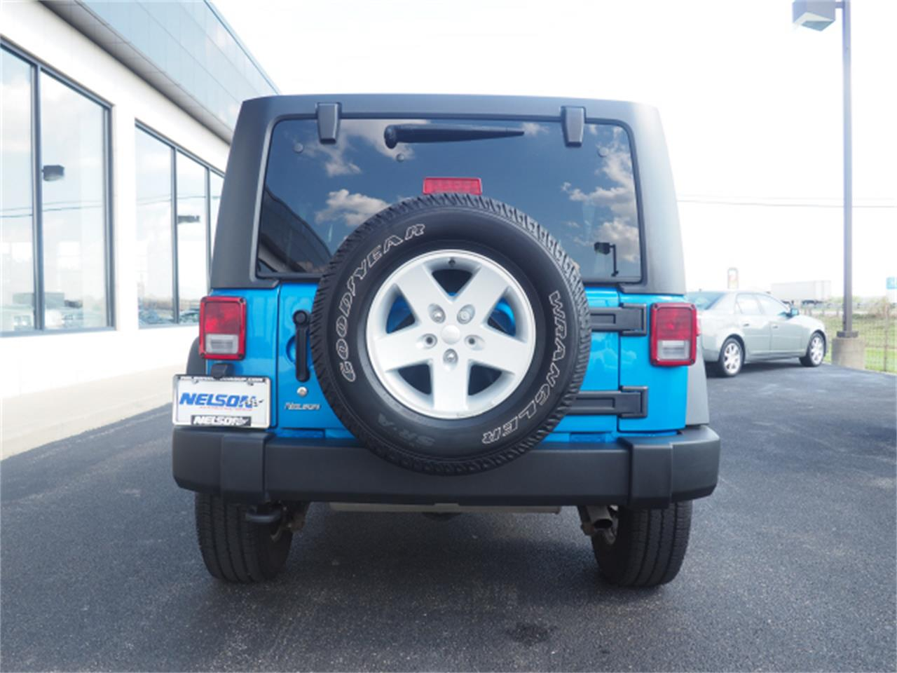 Large Picture of '15 Wrangler located in Marysville Ohio - PPKW