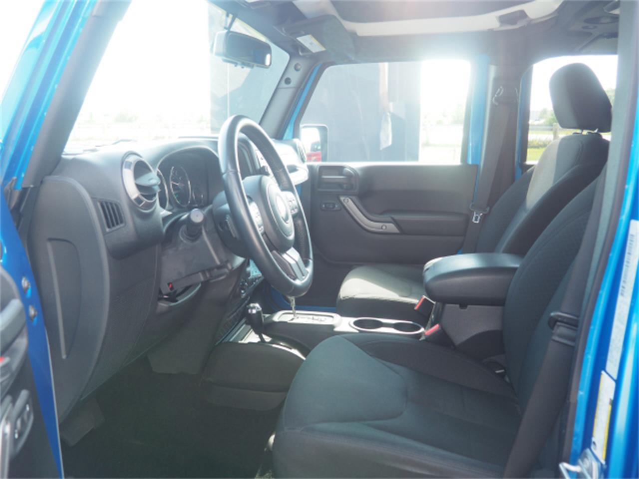 Large Picture of 2015 Wrangler located in Ohio Offered by Nelson Automotive, Ltd. - PPKW