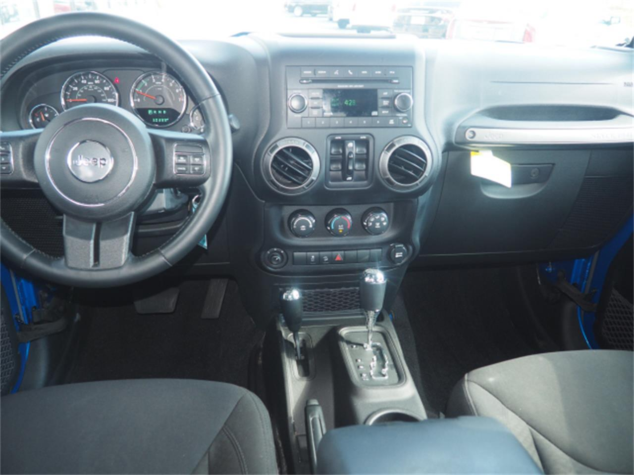 Large Picture of 2015 Jeep Wrangler located in Ohio - $27,999.00 Offered by Nelson Automotive, Ltd. - PPKW