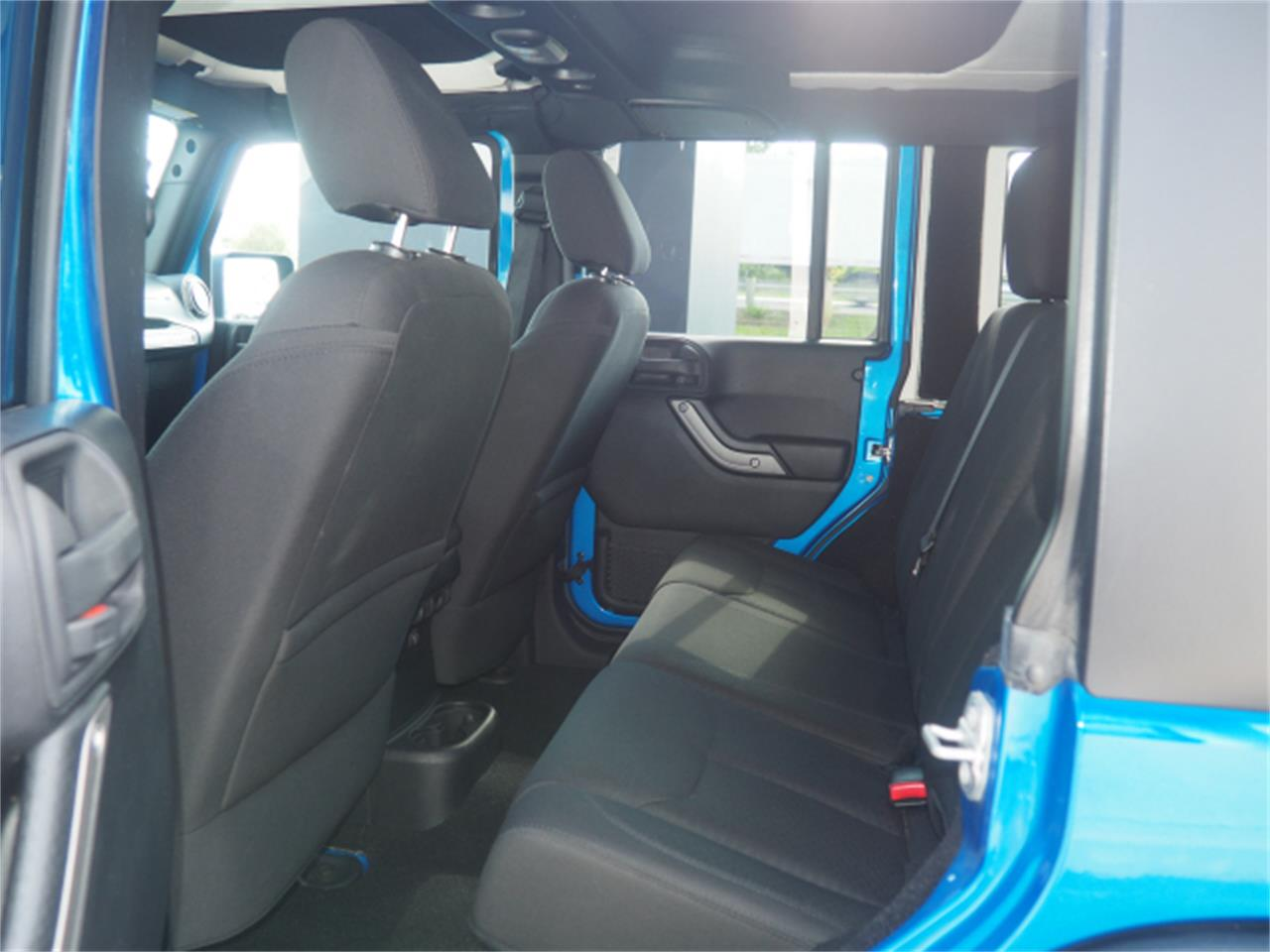 Large Picture of '15 Jeep Wrangler located in Marysville Ohio - PPKW