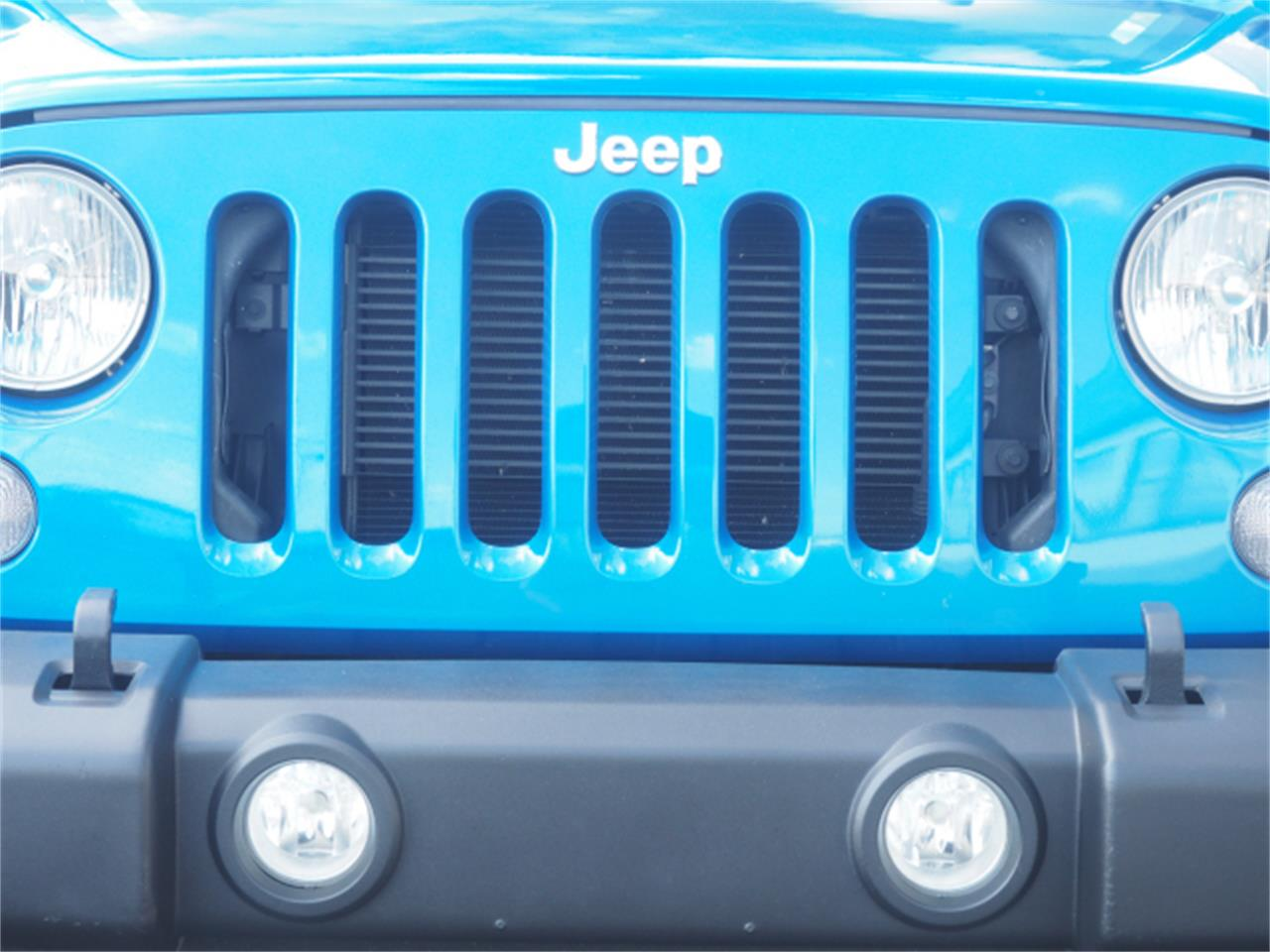 Large Picture of 2015 Jeep Wrangler Offered by Nelson Automotive, Ltd. - PPKW