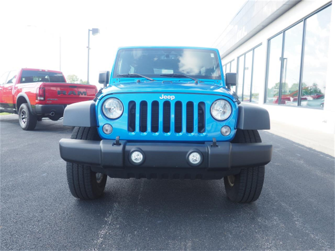 Large Picture of 2015 Wrangler located in Marysville Ohio - $27,999.00 Offered by Nelson Automotive, Ltd. - PPKW