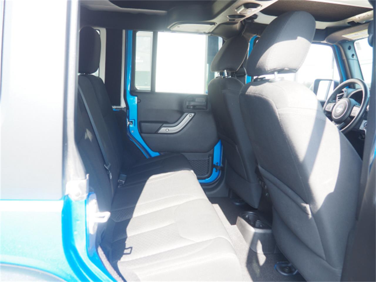Large Picture of '15 Wrangler located in Marysville Ohio Offered by Nelson Automotive, Ltd. - PPKW