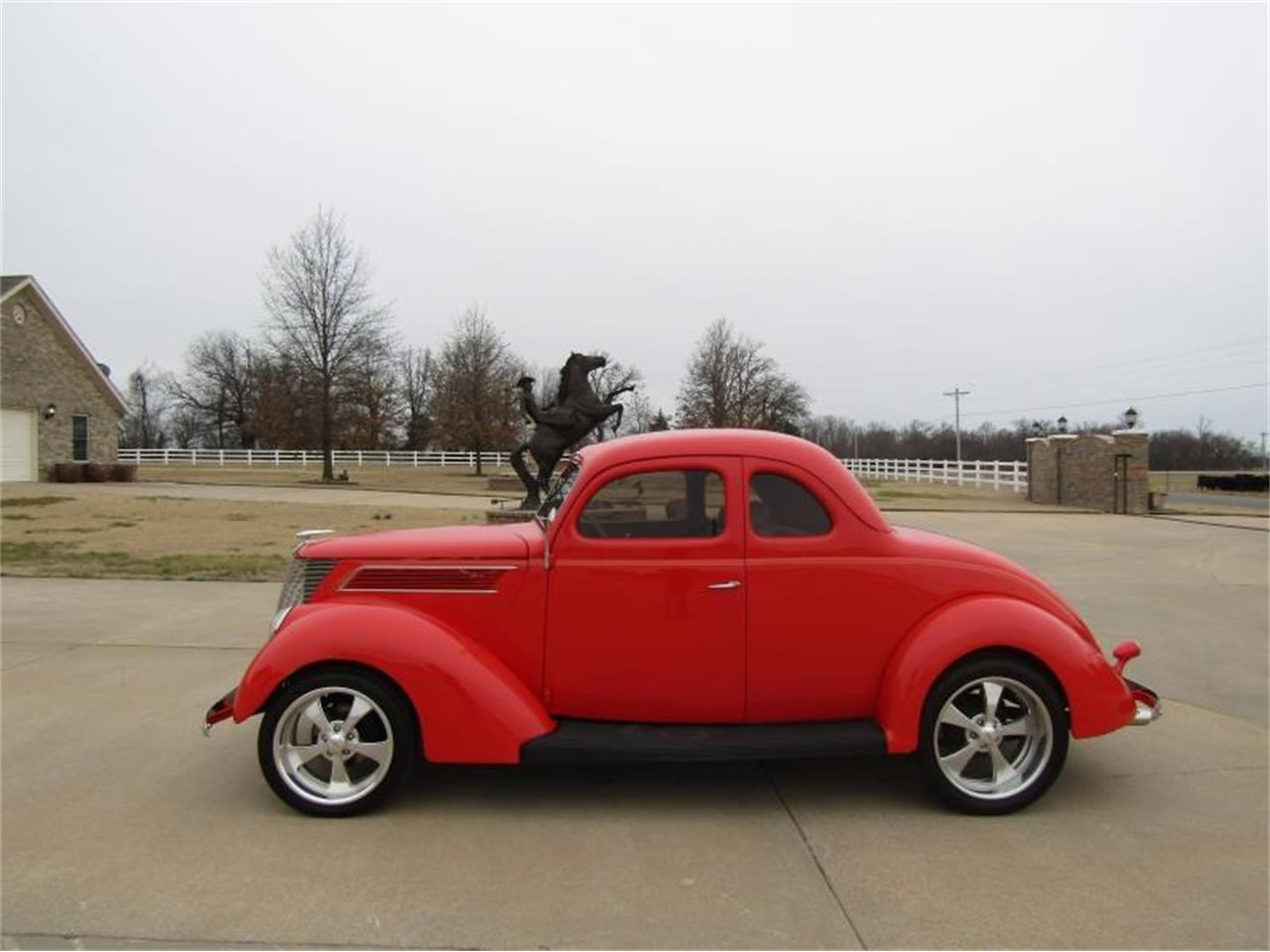 Large Picture of '37 5-Window Coupe - $49,000.00 Offered by Yesterday's Classic Cars  - PPLA