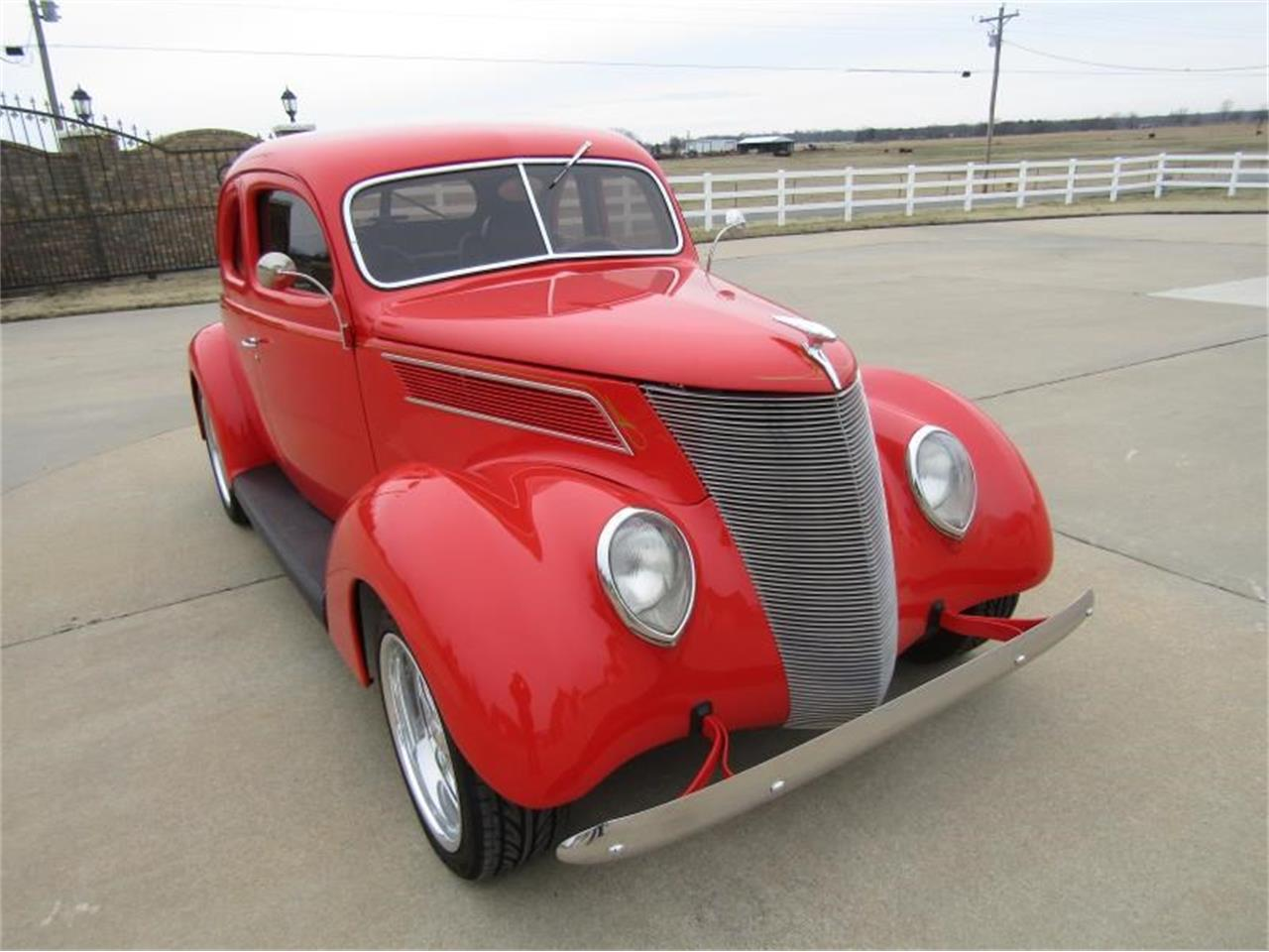 Large Picture of Classic 1937 Ford 5-Window Coupe located in Oklahoma - $49,000.00 Offered by Yesterday's Classic Cars  - PPLA