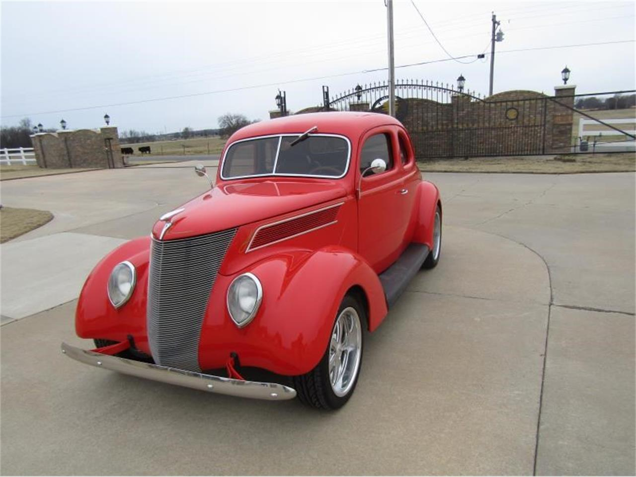 Large Picture of 1937 5-Window Coupe - $49,000.00 Offered by Yesterday's Classic Cars  - PPLA