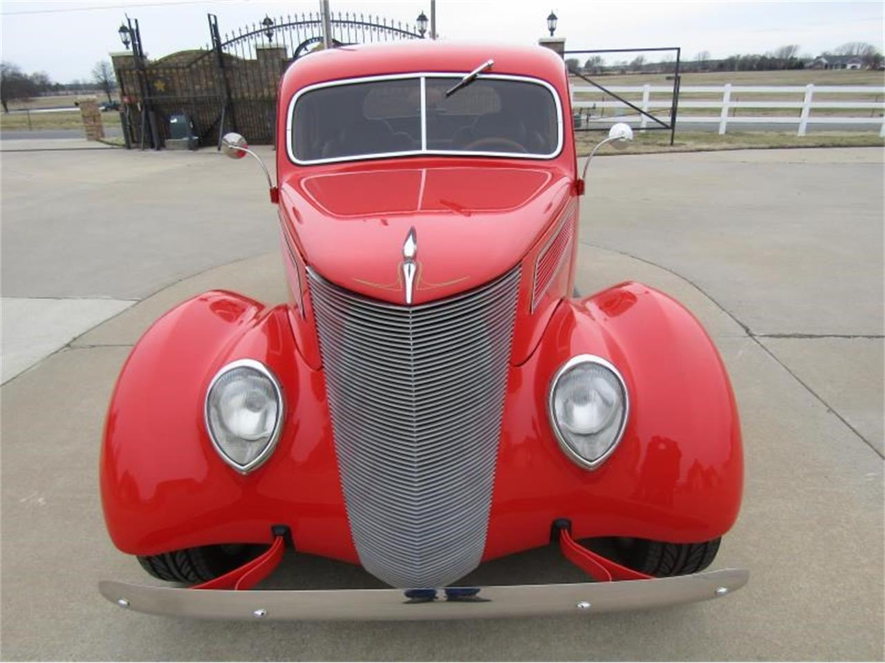 Large Picture of Classic '37 Ford 5-Window Coupe located in Oklahoma - $49,000.00 Offered by Yesterday's Classic Cars  - PPLA