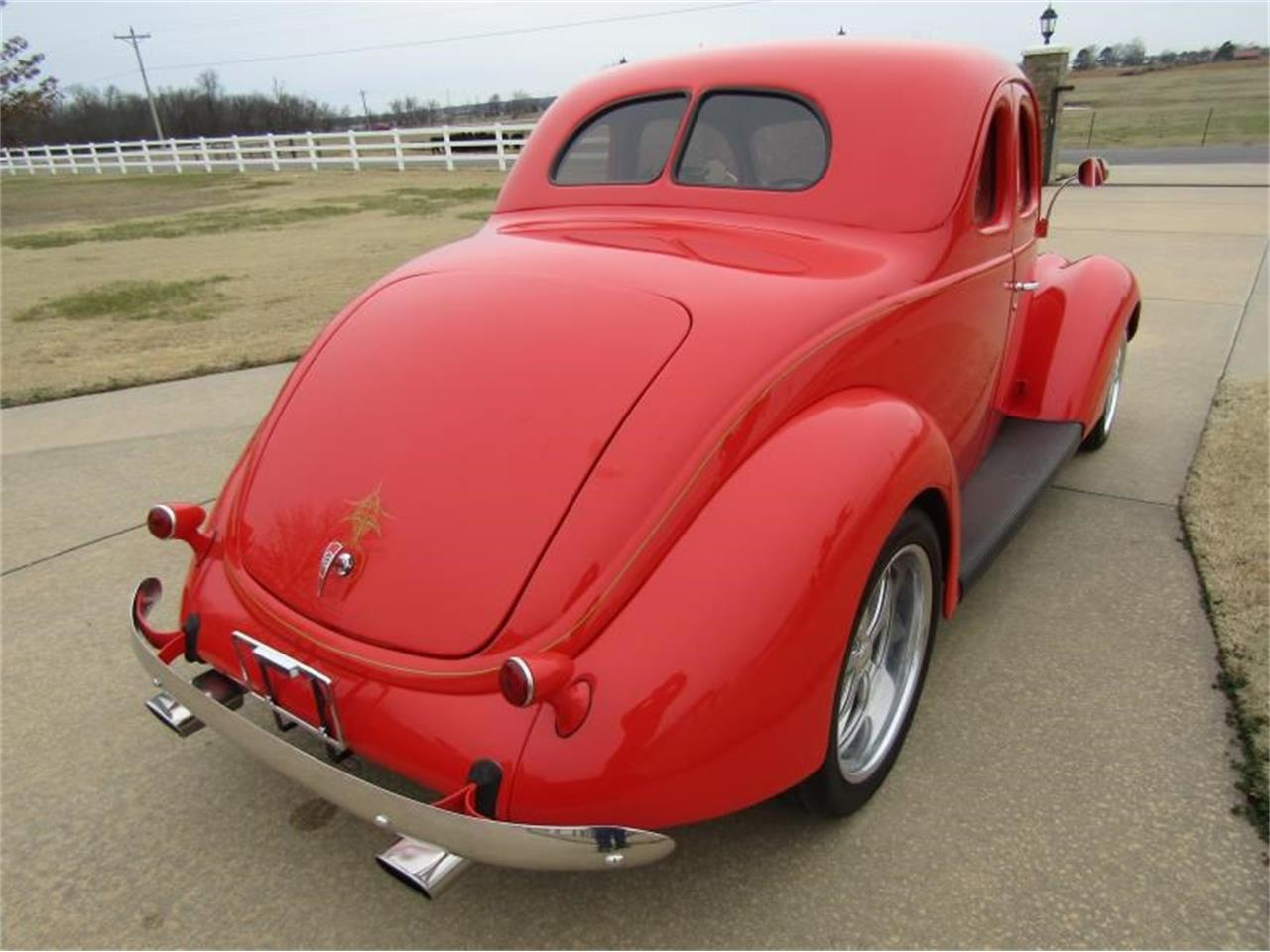 Large Picture of Classic 1937 5-Window Coupe located in Colcord Oklahoma - $49,000.00 Offered by Yesterday's Classic Cars  - PPLA
