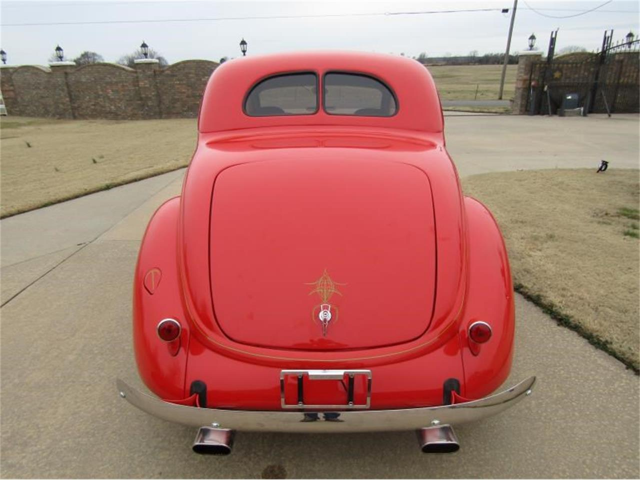 Large Picture of Classic 1937 Ford 5-Window Coupe located in Colcord Oklahoma - $49,000.00 - PPLA