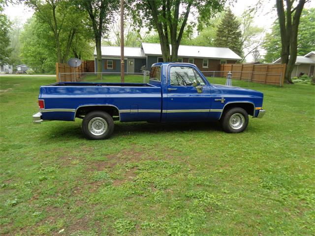 Picture of '85 C/K 10 - PPLI