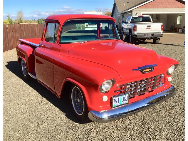 Picture of Classic '55 Chevrolet 3100 - $53,000.00 - PPLQ