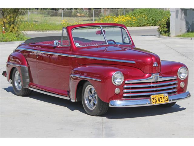 Picture of Classic '48 Ford Deluxe - PPLR