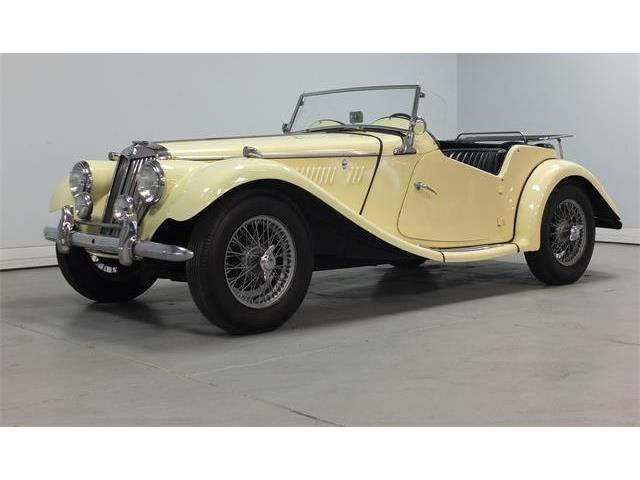 Picture of 1954 MG TF located in Virginia - $17,980.00 Offered by a Private Seller - PPM1