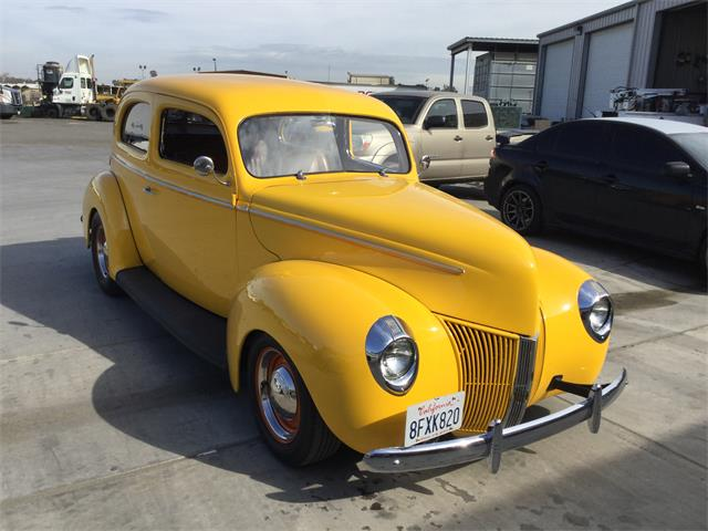 Picture of '40 Sedan - $35,500.00 Offered by a Private Seller - PPMF