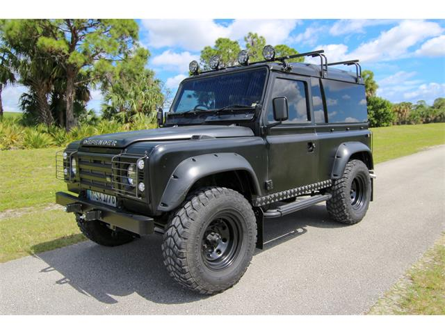 Picture of '86 Defender - PPMQ