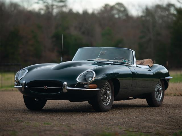 Picture of Classic 1964 Jaguar E-Type Series 1 38-Litre Roadster located in Florida - PIYA
