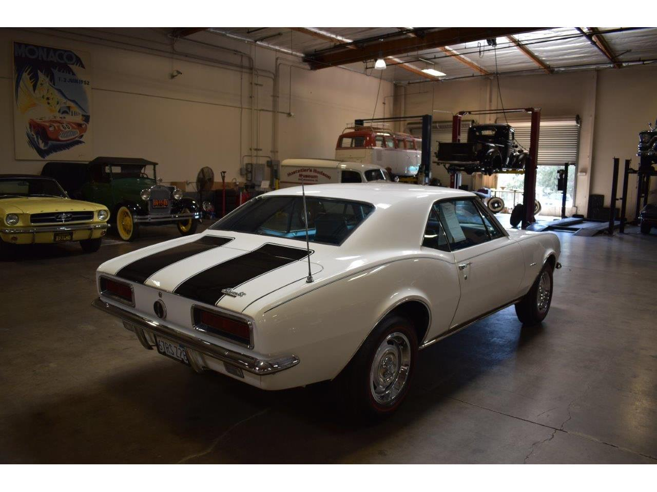 Large Picture of '67 Camaro Z28 - PPMS