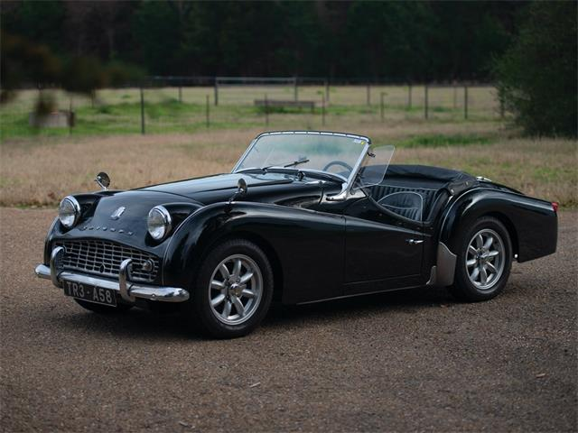 Picture of Classic '58 TR3A located in Fort Lauderdale Florida Auction Vehicle - PIYC