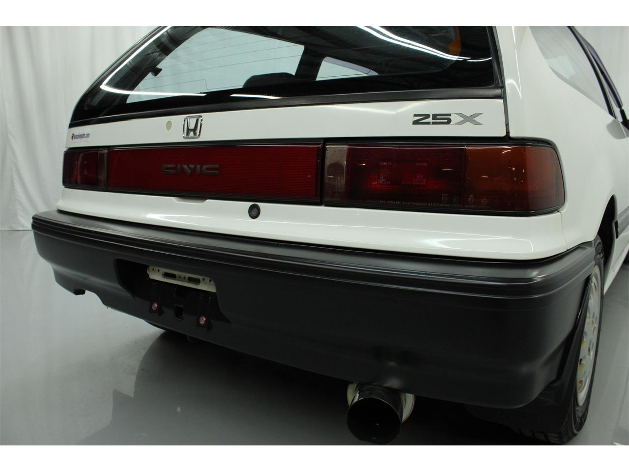 Large Picture of '90 Honda Civic Offered by Duncan Imports & Classic Cars - PPNF