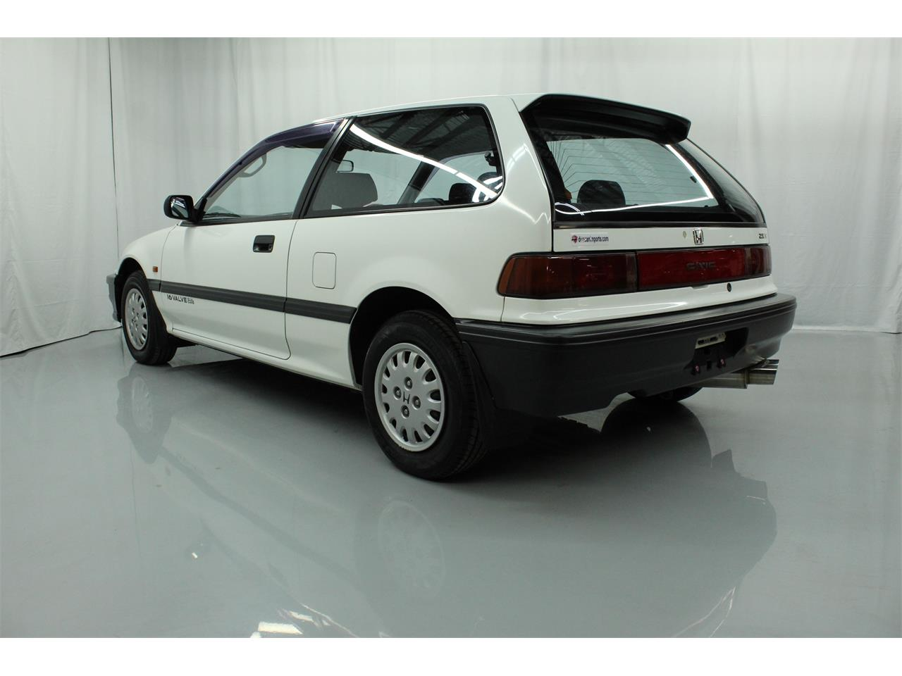 Large Picture of 1990 Civic located in Christiansburg Virginia - $10,599.00 Offered by Duncan Imports & Classic Cars - PPNF