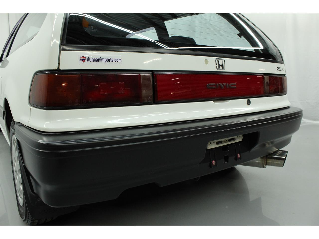 Large Picture of 1990 Civic located in Virginia - PPNF