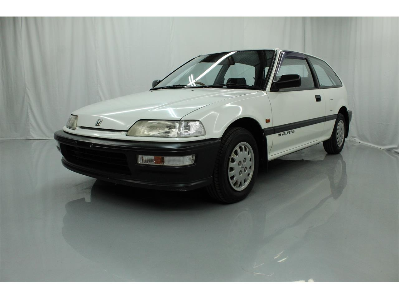 Large Picture of '90 Civic located in Virginia Offered by Duncan Imports & Classic Cars - PPNF
