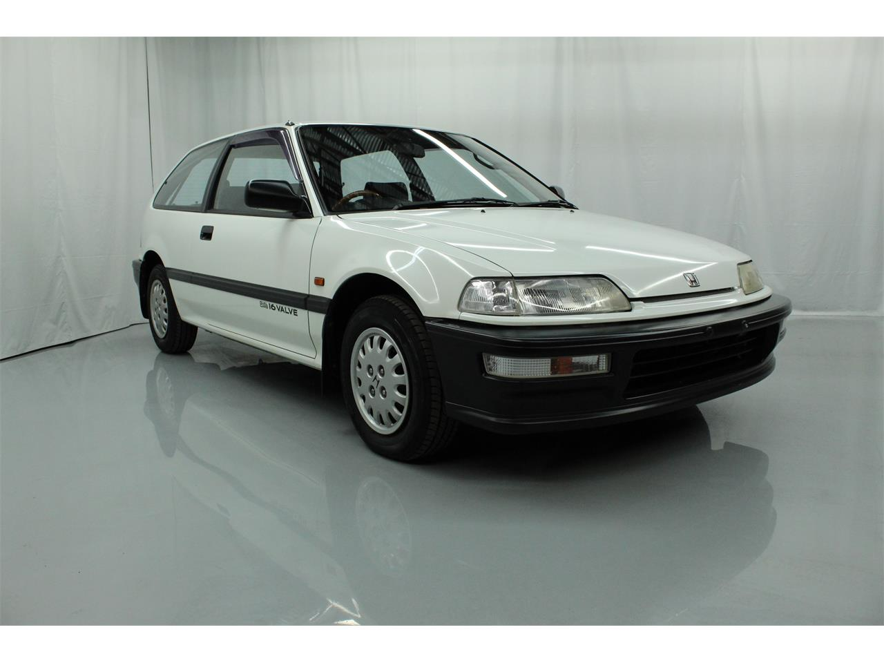 Large Picture of '90 Honda Civic - PPNF