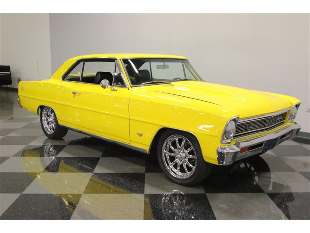 Large Picture of '66 Nova - PPNT