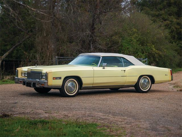 Picture of '75 Eldorado located in Florida Auction Vehicle - PIYG