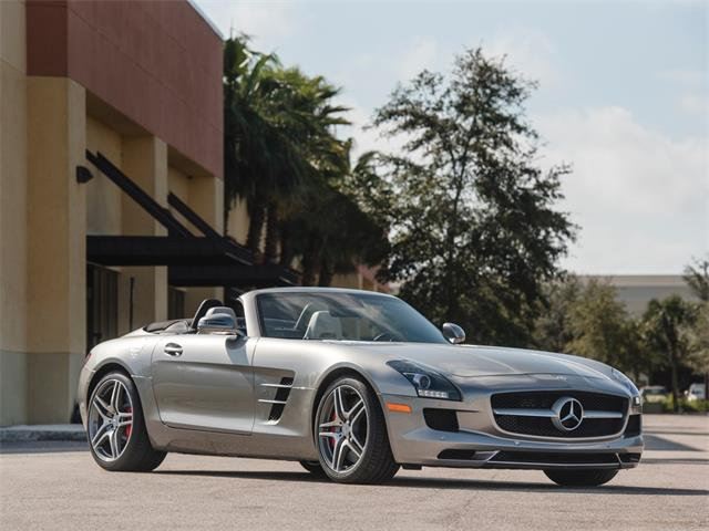 Picture of '12 SLS AMG located in Fort Lauderdale Florida - PIYI