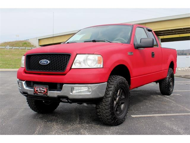 Picture of 2004 F150 located in Tennessee Offered by  - PPPB
