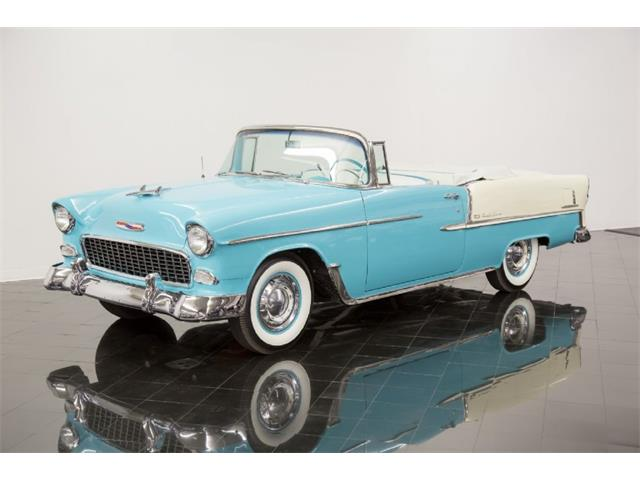 Picture of Classic '55 Bel Air located in Missouri - $79,900.00 - PPPC