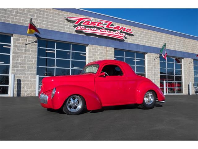 1940 to 1942 Willys Coupe for Sale on ClassicCars com - Pg 2