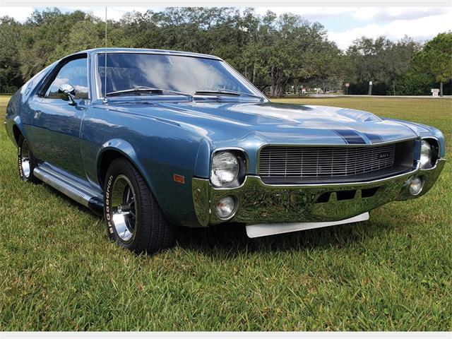 Picture of Classic '69 AMX located in Fort Lauderdale Florida Offered by  - PIYK