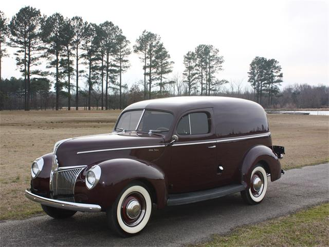 Picture of Classic 1941 Ford Delivery Auction Vehicle Offered by  - PIYL